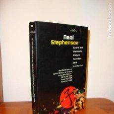 Libros de segunda mano: LA ERA DEL DIAMANTE: MANUAL ILUSTRADO PARA SUPERVIVIENTES - NEAL STEPHENSON - NOVA, MUY BUEN ESTADO. Lote 139916522