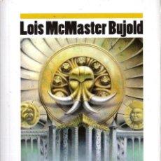Libros de segunda mano: EL JUEGO DE LOS VOR - LOIS MCMASTER BUJOLD; NOVA CIENCIA DICCION, ZETA, Nº 220. Lote 139917786