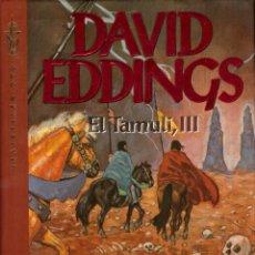 Libros de segunda mano: LA CIUDAD OCULTA (EL TAMULI III) - DAVID EDDINGS; GRIJALBO, BESTSELLER ORO. Lote 139917810
