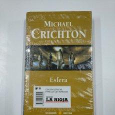 Libros de segunda mano: ESFERA. MICHAEL CRICHTON. NUEVO. TDK181. Lote 139955306