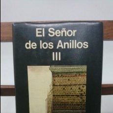 Libros de segunda mano - Tolkien. Señor de los anillos III . Minotauro - 140887062