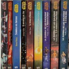 Libros de segunda mano: COLECCION LIBROS STAR WARS. Lote 141244764