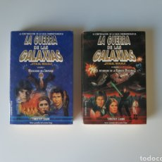 Libros de segunda mano: LIBROS STAR WARS. Lote 141245037