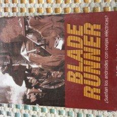 Libros de segunda mano - BLADE RUNNER PHILIP K DICK LIBRO CIENCIA FICCION KREATEN OBRAS MAESTRAS PLANETA - 141506130