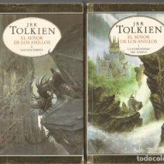 Libros de segunda mano: J.R.R. TOLKIEN. EL SEÑOR DE LOS ANILLOS. TRILOGIA. MINOTAURO. Lote 154409384