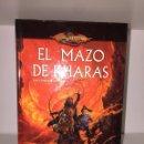 Libros de segunda mano: ¡¡¡DRAGONLANCE. LIBRO EL MAZO DE KHARAS. WEIS Y HICKMAN. TIMUN MAS. 2007!!!. Lote 142155914