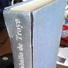 Libros de segunda mano: CABALLO DE TROYA 1. J.J. BENÍTEZ EDICIÓN 1986. CÍRCULO DE LECTORES. Lote 142340474