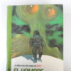 Libros de segunda mano: EL HOMBRE DE DOS MUNDOS, (FRANK Y BRIAN HERBERT), ULTRAMAR 1987. Lote 79987073