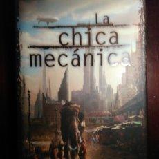 Libros de segunda mano: LA CHICA MECÁNICA. (PAOLO BACIGALUPI). Lote 142622017