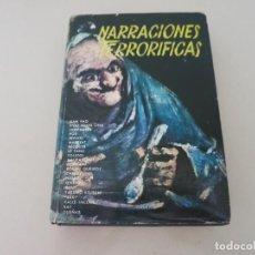 Livres d'occasion: TERROR FANTASIA CIENCIA FICCION ACERVO NARRACIONES TERRORIFICAS ACERVO PRIMERA SELECCION . Lote 142765606