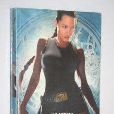 Libros de segunda mano: TOMB RAIDER (LARA CROFT) *** LIBRO FANTASIA / FICCION *** EDITORIAL TIMUN MAS (2001). Lote 142782466
