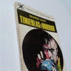 Libros de segunda mano: TINIEBLAS DE HORROR - GEORGE GOOT - ESPACIO-EL MUNDO FUTURO, 423 - TORAY. Lote 143091802