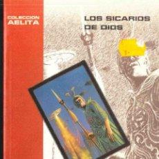 Libros de segunda mano: LOS SICARIOS DE DIOS , RIO HENARES PRODUCIONES GRAFICAS. Lote 143282606