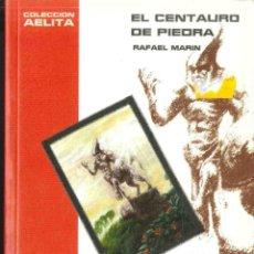 Libros de segunda mano: EL CENTAURO DE PIEDRA , RIO HENARES PRODUCIONES GRAFICAS. Lote 143282666