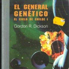Libros de segunda mano: EL GENERAL GENETICO , RIO HENARES PRODUCIONES GRAFICAS. Lote 143282722