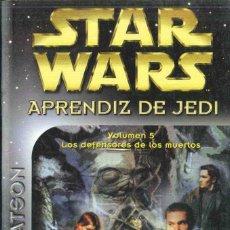 Libros de segunda mano: STAR WARS APRENDIZ DE JEDI. VOL. 5. Lote 143283134