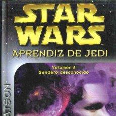 Libros de segunda mano: STAR WARS APRENDIZ DE JEDI. VOL. 6. Lote 143283202