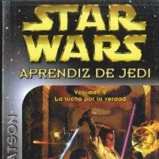 Libros de segunda mano: STAR WARS APRENDIZ DE JEDI. VOL. 9. Lote 143283242