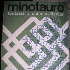 Libros de segunda mano: MINOTAURO FANTASÍA Y CIENCIA-FICCIÓN / THE MAGAZINE OF FANTASY AND SCIENCIE FICTION Nº2. Lote 143462990