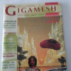 Libros de segunda mano: REVISTA GIGAMESH Nº 2. Lote 143600366