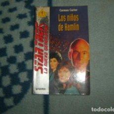 Libros de segunda mano: STARK TREK Nº 4 , LOS NIÑOS DE HAMLIN , CARMEN CARTER. Lote 143754922