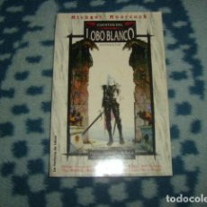 Libros de segunda mano: CUENTOS DEL LOBO BLANCO . MICHAEL MOORCOCK. Lote 143756422