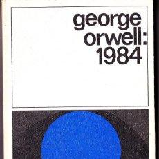 Libros de segunda mano: 1984. GEORGE ORWELL. 1981 DESTINOLIBRO. Lote 144226946
