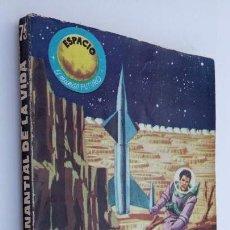 Libros de segunda mano: ESPACIO EL MUNDO FUTURO Nº 275 - CLARK CARRADOS - MUY BUENA CONSERVACIÓN. Lote 144455146