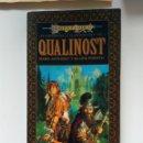Libros de segunda mano: QUALINOST - COMPAÑEROS DE LA DRAGONLANCE VOLUMEN 1. Lote 145120346