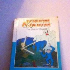Libros de segunda mano: DRAGONES Y MAZMORRAS. Lote 145414290