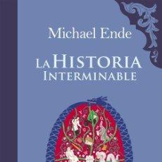 Libros de segunda mano: LA HISTORIA INTERMINABLE. - ENDE, MICHAEL.. Lote 145460021