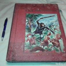 Libros de segunda mano: JULES VERNE, L´ILE MYSTERIEUSE, 1948, EN FRANCES. Lote 146036850