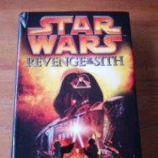 Libros de segunda mano: STAR WARS. REVENGE OF THE SITH. MATTHEW STOVER.. Lote 146083930