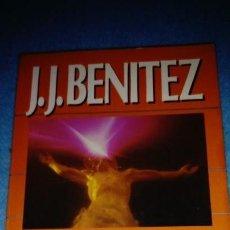 Libros de segunda mano: EL ENVIADO·· J.J. BENITEZ··· . Lote 146320162