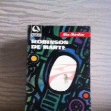 Libros de segunda mano: EDHASA - NEBULAE N 63. ROBINSON DE MARTE. ( REX GORDON ) 1963. Lote 146543250