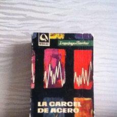 Libros de segunda mano: EDHASA - NEBULAE. N 77 LA CÁRCEL DE ACERO ( DOMINGO SANTOS) 1961. Lote 146543448