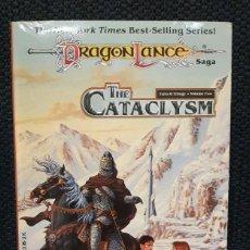 Libros de segunda mano: DRAGONLANCE - THE CATACLYSM - LIBRO - TAPA BLANDA - USA - FANTASIA. Lote 146582486