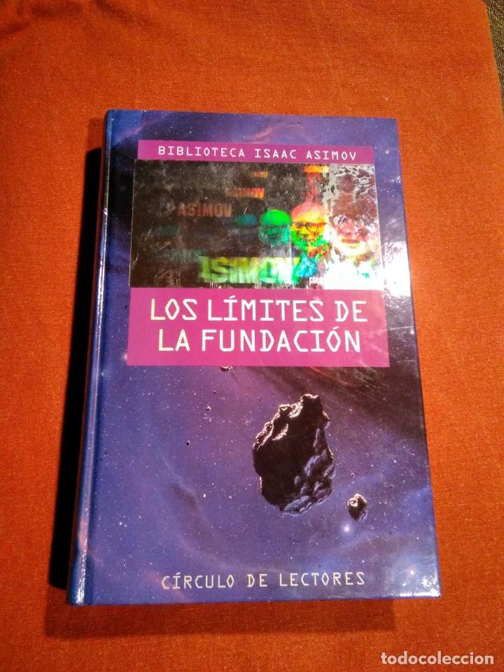 ISAAC ASIMOV _ LOS LIMITES DE LA FUNDACION (Libros de Segunda Mano (posteriores a 1936) - Literatura - Narrativa - Ciencia Ficción y Fantasía)