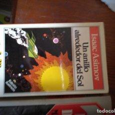 Libros de segunda mano: UN ANILLO ALREDEDOR DEL SOL, TODOLIBRO Nº 4, ASIMOV ED. BRUGUERA, AÑO 1980,. Lote 147328726