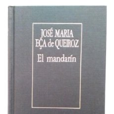 EÇA DE QUEIROZ: EL MANDARÍN. BORGES. ED. ARGENTINA