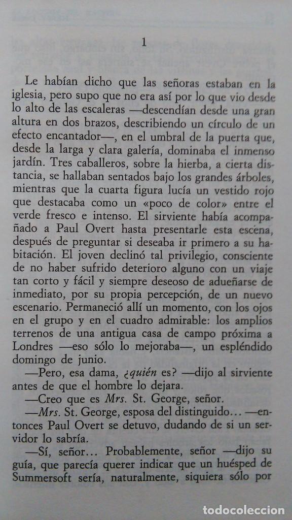 Libros de segunda mano: HENRY JAMES: LA LECCIÓN DEL MAESTRO. BORGES. ED. ARGENTINA - Foto 2 - 147464030