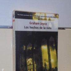 Libros de segunda mano: LOS HECHOS DE LA VIDA GRAHAM JOYCE - LA FACTORIA DE IDEAS - OFERTA. Lote 147628822