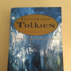 Libros de segunda mano: DICCIONARIO TOLKIEN/. Lote 147789580