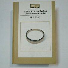Libros de segunda mano: CINE PARA LEER: EL SEÑOR DE LOS ANILLOS. LA COMUNIDAD DEL ANILLO. TOLKIEN, J. R. R. TDK360. Lote 147894798