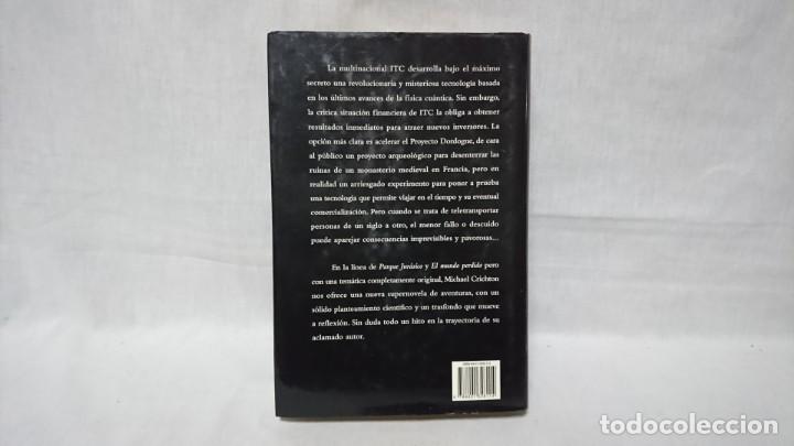 Libros de segunda mano: RESCATE EN EL TIEMPO 1999-1357, MICHAEL CRICHTON - Foto 2 - 147963914