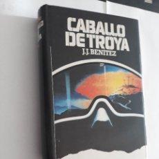 Libros de segunda mano: CABALLO DE TROYA. J.J. BENITEZ. CIRCULO DE LECTORES. Lote 148282814