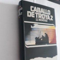 Libros de segunda mano: CABALLO DE TROYA 2 . J.J. BENITEZ. CIRCULO DE LECTORES. Lote 148282914