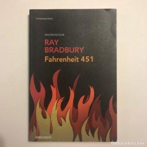 Farenheit 451 de Ray Bradbury