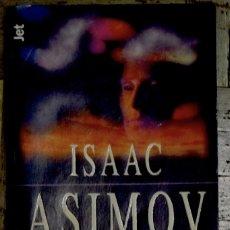 Libros de segunda mano: ISAAC ASIMOV. ROBOTS E IMPERIO. PLAZA Y JANÉS. 9ª EDI, SETIEMBRE 1999, 1ª CON ESTA PORTADA. BOLSILLO. Lote 148435574
