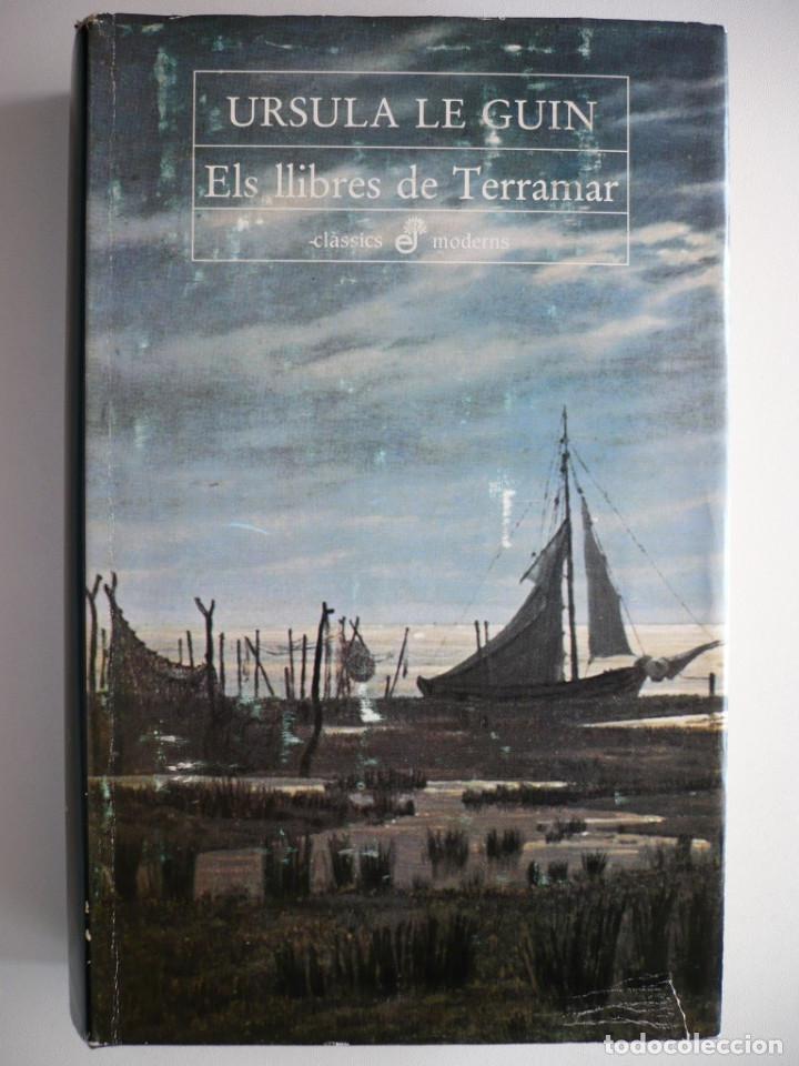 ELS LLIBRES DE TERRAMAR - URSULA K. LE GUIN - EDHASA (Libros de Segunda Mano (posteriores a 1936) - Literatura - Narrativa - Ciencia Ficción y Fantasía)